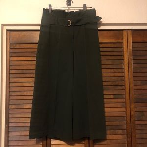 Ted Baker Paperbag waist Culotte Size 8